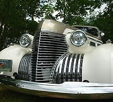 1940 Cadillac  by Randy Shannon