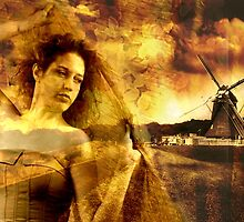 The Windmills of Your Mind by Nadya Johnson