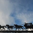 Stagecoach in the Sky by Patricia Miller