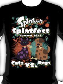 Splatfest v.3 T-Shirt