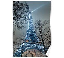 Eiffel Tower Poster