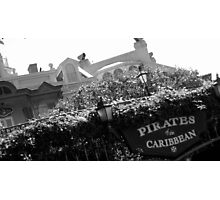 O'Leans Pirates Photographic Print