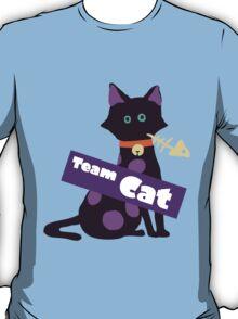 Splatfest Team Cat v.2 T-Shirt