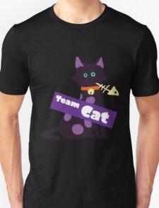 Splatfest Team Cat v.2 Unisex T-Shirt