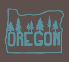 Oregon Evergreens Kids Clothes