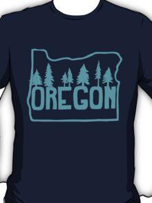 Oregon Evergreens T-Shirt
