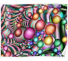Jelly Beans & Easter Eggs Poster