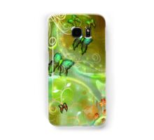Fairy Dust & Butterflies Samsung Galaxy Case/Skin