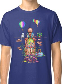 Daydreaming On The Garden Gate Classic T-Shirt