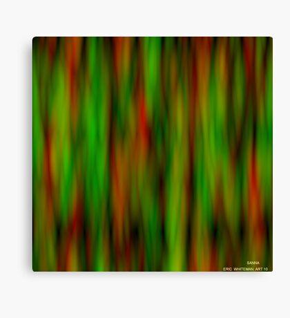 ( SANNA 1) ERIC  WHITEMAN  Canvas Print
