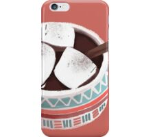 Hot Chocolate iPhone Case/Skin