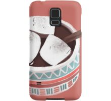 Hot Chocolate Samsung Galaxy Case/Skin
