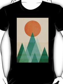 No Mountains High enough T-Shirt