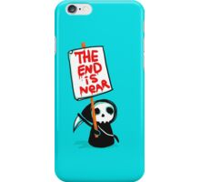The End is Near iPhone Case/Skin
