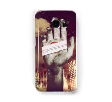 """Holding onto Anger"" Samsung Galaxy Case/Skin"