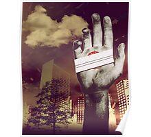 """Holding onto Anger"" Poster"