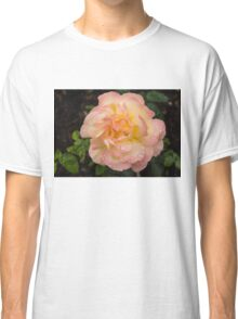 Rose and Rain - Pale Peaches, Pinks and Creams Classic T-Shirt