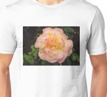 Rose and Rain - Pale Peaches, Pinks and Creams Unisex T-Shirt