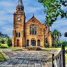 Dutch Reformed Church Senekal by JandeBeer