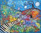 Walking Through My Imagination by Juli Cady Ryan