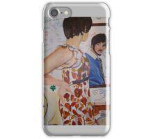 Restroom iPhone Case/Skin