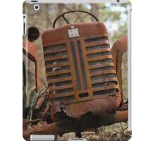 Automotive Graveyard - Tractor iPad Case/Skin