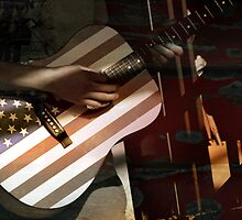 Red, White and Blues by Elizabeth Bravo