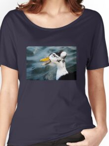 Laughing Duck Women's Relaxed Fit T-Shirt