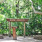 The Bush Chapel by robert murray
