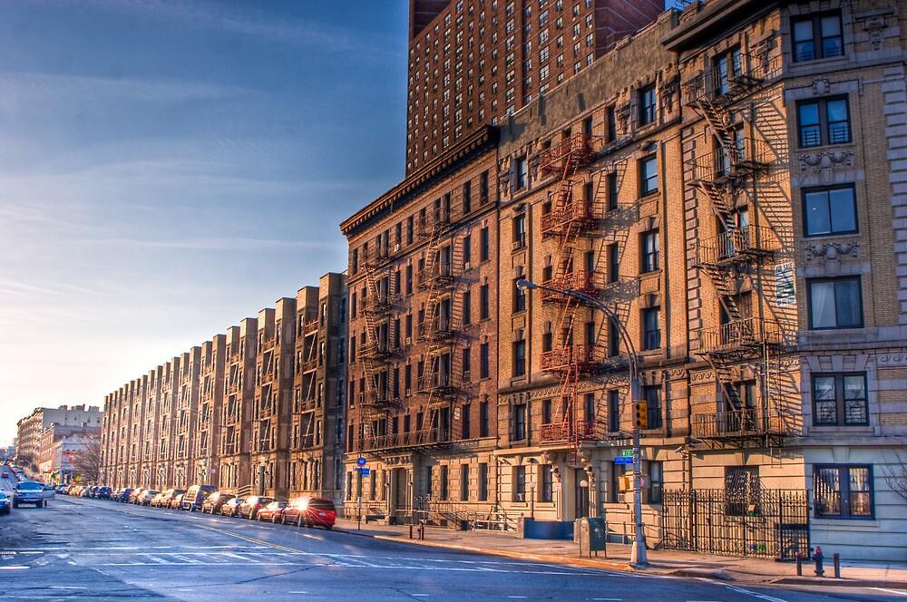 Street Light: West 135th Street, Harlem (HDR) by Dave Bledsoe