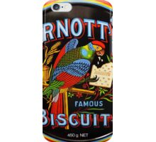 Biscuit Tin # 1 iPhone Case/Skin