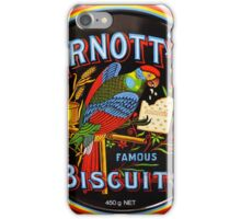 Biscuit Tin # 1 iPhone Case/Skin