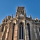 Riverside Church Gothic (HDR) by Dave Bledsoe