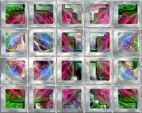 20 Deco Windows by RC deWinter