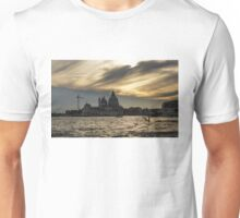 Watercolor Sky Over Venice Unisex T-Shirt