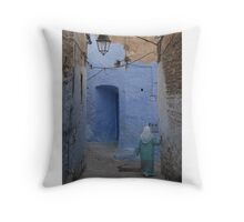 In the Medina Throw Pillow