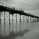 Saltburn Pier by Paul McGuire