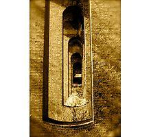 Dollis Brook Viaduct  Photographic Print