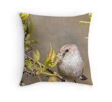 Nest Building 101 Throw Pillow