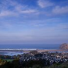 view of Morro Bay by bettywiley