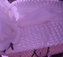 Violet Tint Vintage Hat by Kathleen Struckle