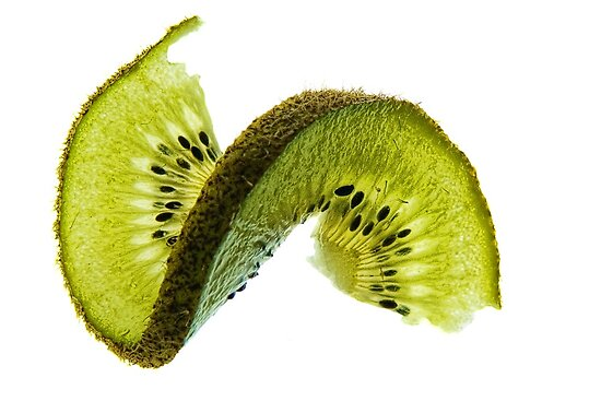 Kiwi With A Twist by Susie Peek