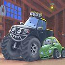 Monster Truck by jrutland