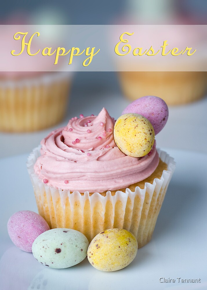 Happy Easter!! by Claire Tennant