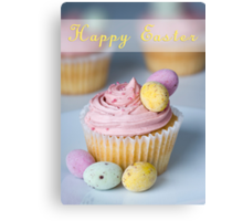 Happy Easter!! Canvas Print