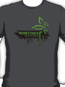 Enlightened - Resistance is Futile T-Shirt
