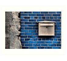 Mail Box Art Print