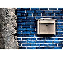 Mail Box Photographic Print