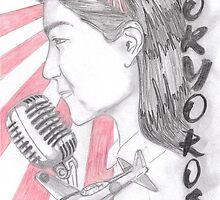 Tokyo Rose by Jimibab