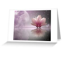 Magnolia Dreams Greeting Card